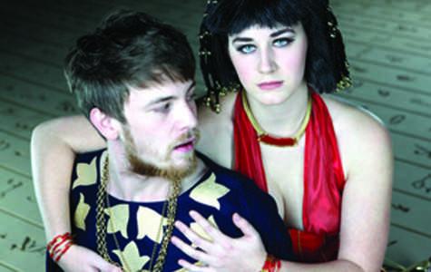 'Antony and Cleopatra' resurrected