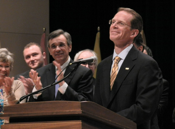 NKU Welcomes Geoffrey Mearns