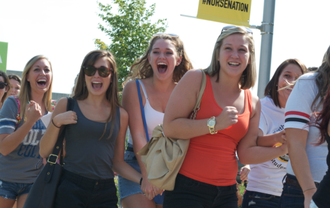Sorority Bid Day 2013 — Video Report