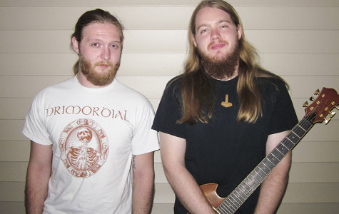 Local metal band starting fresh