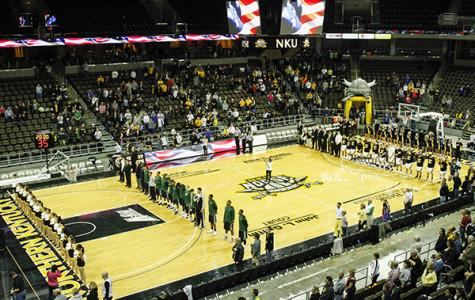 Crowd size appearance at Norse home games may be deceiving