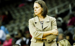 Women's basketball coaching staff recruits four new athletes