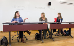 Recent media grads give advice to journalism students