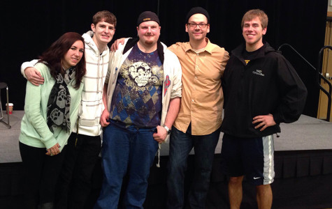 Magic, comedy mash-up performance brought to campus