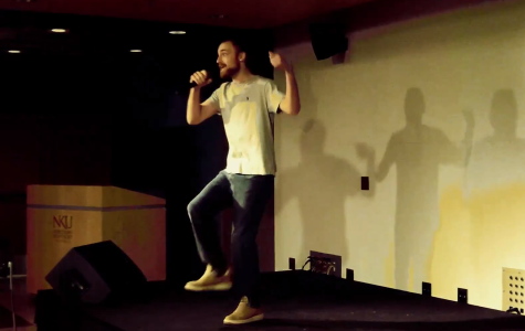 Two NKU students rap battle for 2 Chainz tickets