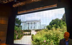 Kentucky Governor's Mansion comes to life in Griffin Hall Digitorium