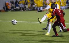 NKU men's soccer draws in first game against Cincinnati
