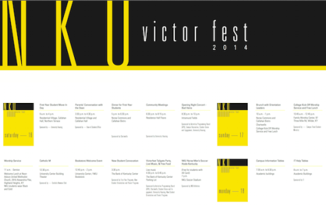 Victorfest promises new and returning students a week of fun
