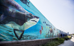 Artworks hires NKU youth and talent to help paint mural