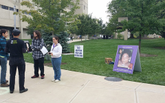 Pro-life group conveys controversial message