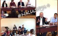 5 things you missed at the SPJ Lunch with the Pros