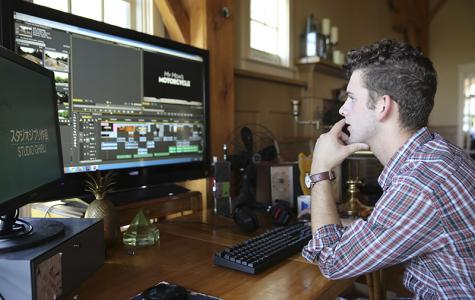 Former NKU student shares his insight about giving and legacy through short film