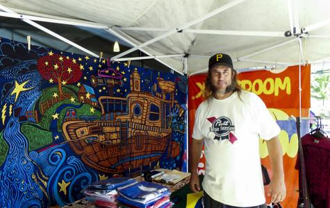 """Tye Dye"" vendor donates proceeds to Panhellenic"
