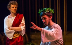 Theatre department brings Greek Gods to life