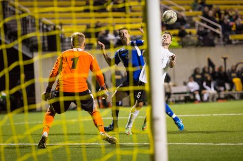 McDonald's lone goal enough for NKU