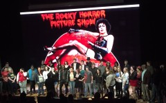 "The first theater crossover in Griffin: ""The Rocky Horror Picture Show"""