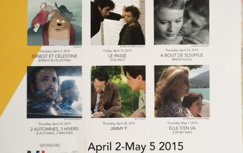 French Film Festival visits campus