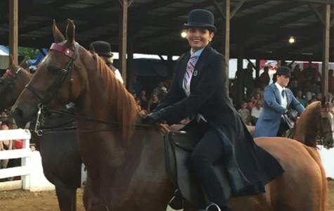 NKU Equestrian Team: Building confidence through riding