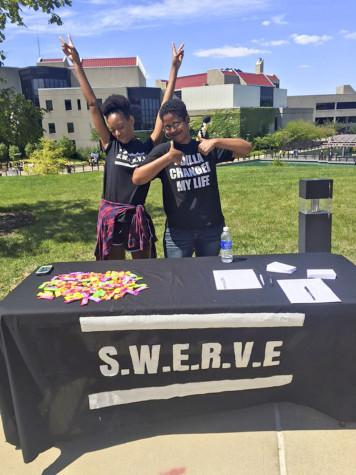 S.W.E.R.V.E encourages students to speak up