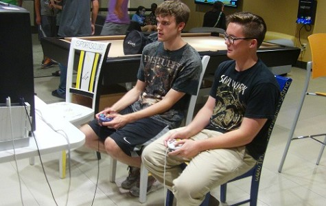 Game Room's first tournament a smashing success