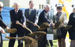 GALLERY: NKU breaks ground on Health Innovation Center