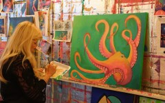 VIDEO: Nonprofit uses art to give back