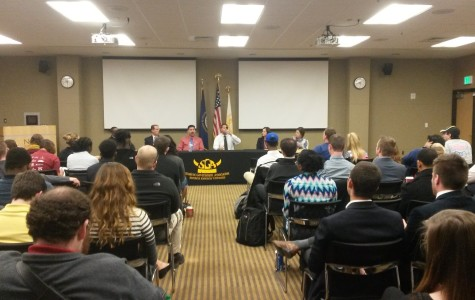 Town hall addresses campus safety