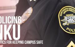 Policing NKU: Tactics to keep campus safe
