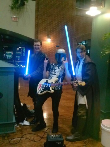 The 'Force' is strong with NKU