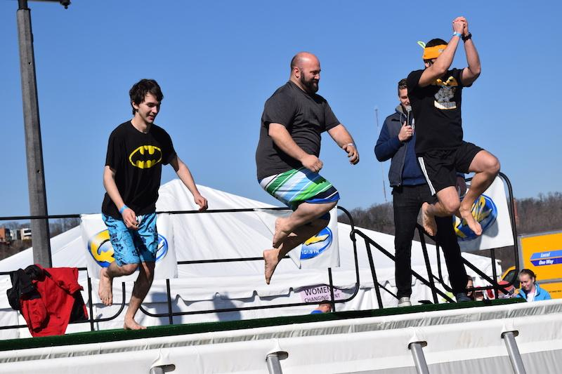 Polar Plunge raises money, awareness for Special Olympics