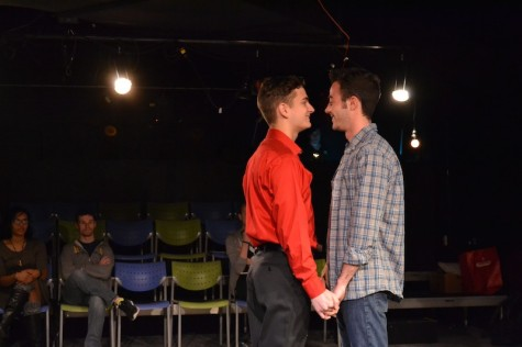 GALLERY: Student-run play brings a new kind of love story