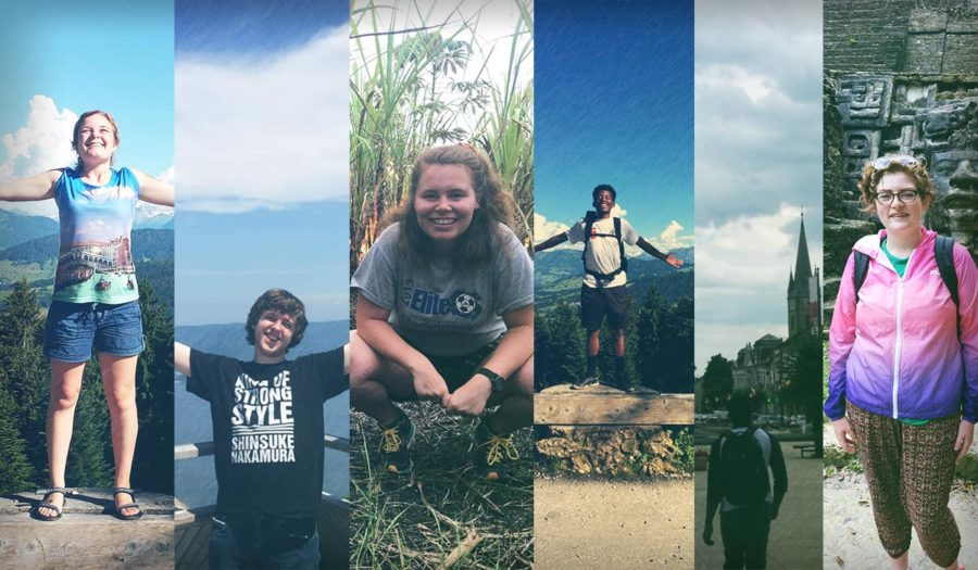 Where in the world was NKU this summer?
