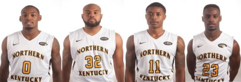 NKU student says four basketball players involved in her assault