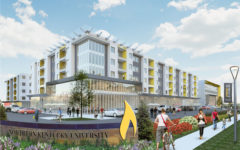 Campus project to incorporate housing, local businesses