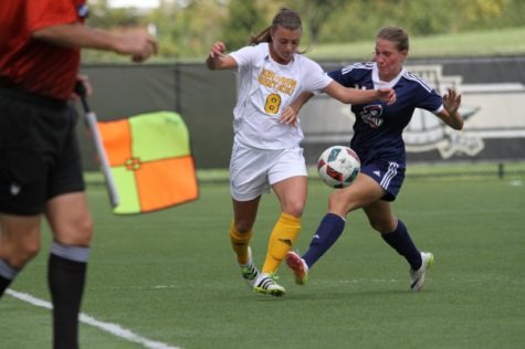 Norse earn Horizon League tournament birth in draw with Detroit-Mercy