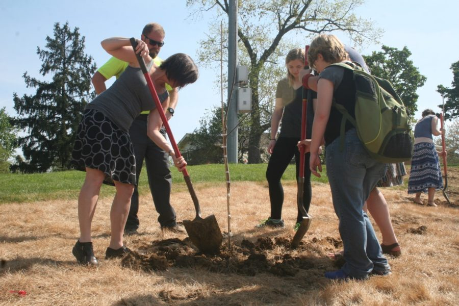 Forum to ensure that NKU focuses on primary environmental concerns