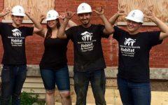 GALLERY: New beginnings: NKU's Habitat for Humanity helps build community