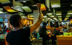 'The Unaddressed have something to say': Spoken word demonstration takes place in SU