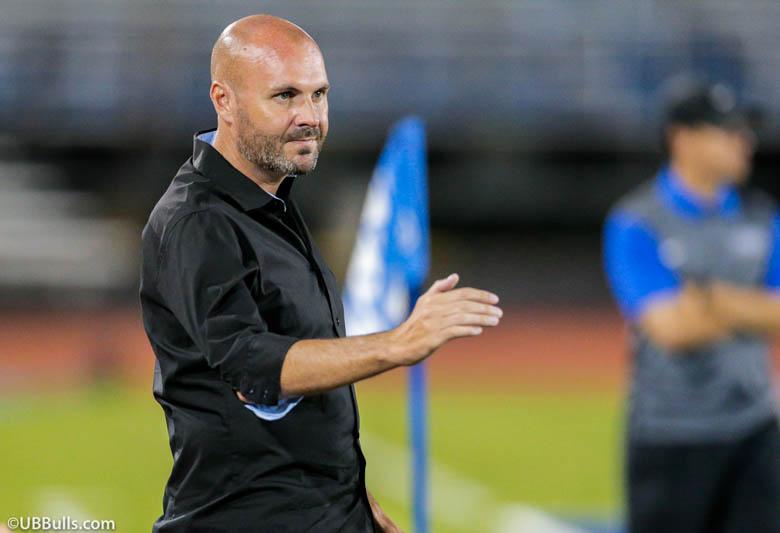 Riddle named men's soccer coach