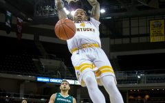 WATCH | NKU mens basketball vs Green Bay