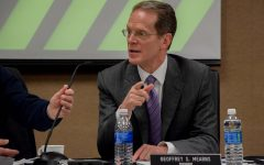 BREAKING: Mearns to leave after spring commencement