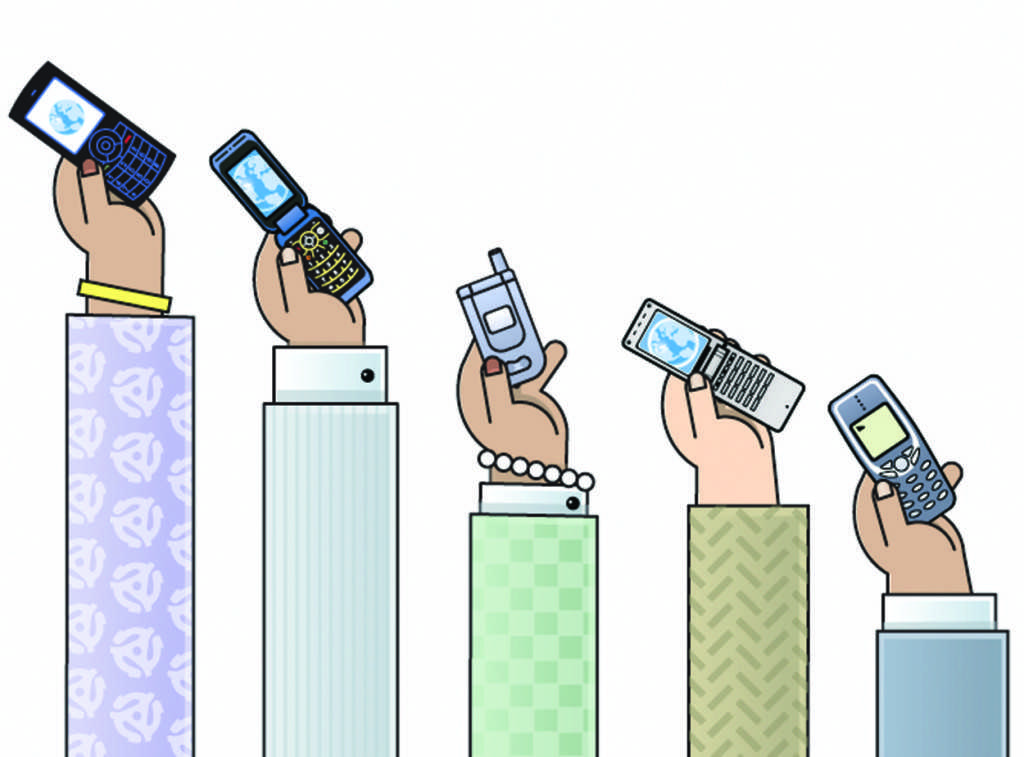 BIZFACT: Young adults biggest spenders on cell phone services
