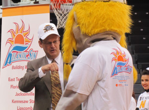 It's official: NKU is going Division I