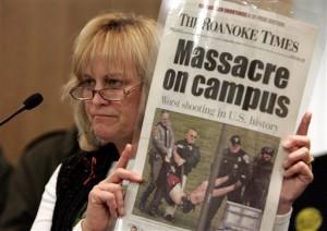 Virginia Tech police chief defends school's action