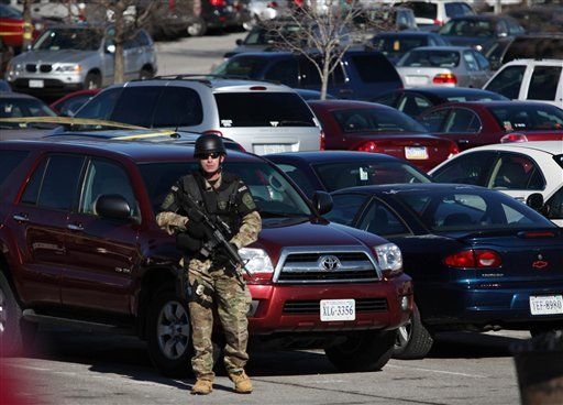 Shootings occur at Virginia Tech after hearing