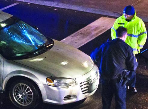 Driver blames foggy windows for collision, again