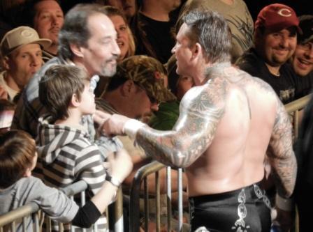 TNA Wrestling lacks