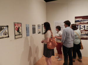 Exhibit showcases student visual art