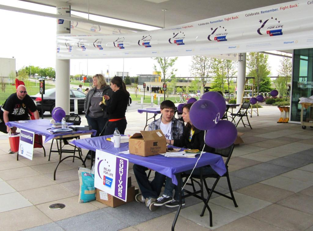 Relay+for+Life+event+held+on+campus