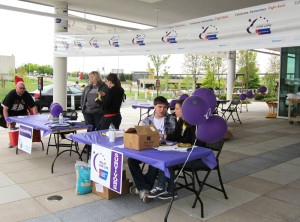 Relay for Life event held on campus
